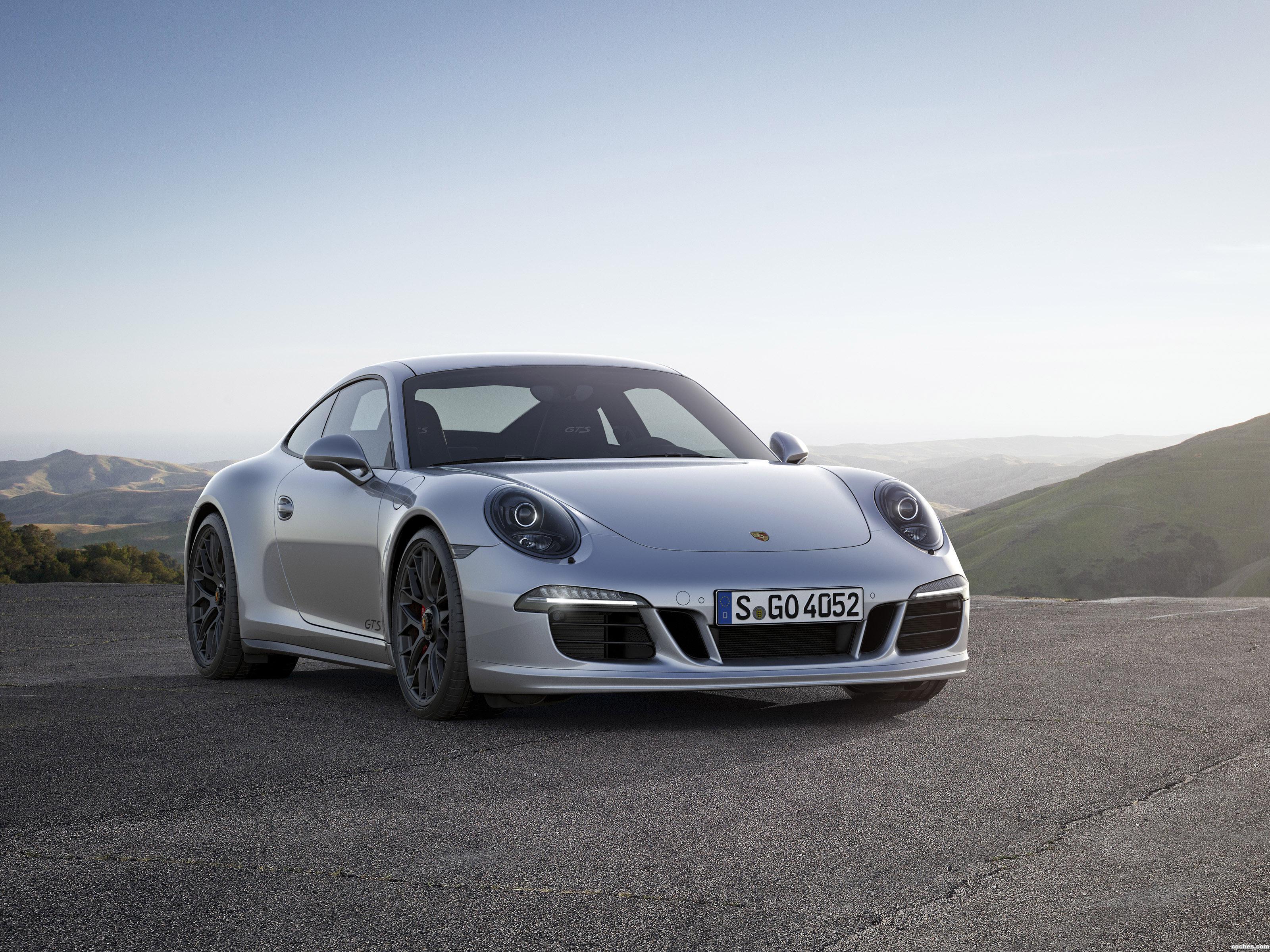 Foto 0 de Porsche 911 Carrera 4 GTS Coupe 991 2015