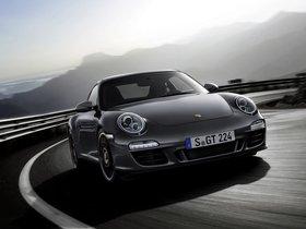 Ver foto 6 de Porsche 911 Carrera 4 GTS Coupe 997 2011