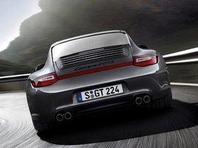 Ver foto 10 de Porsche 911 Carrera 4 GTS Coupe 997 2011