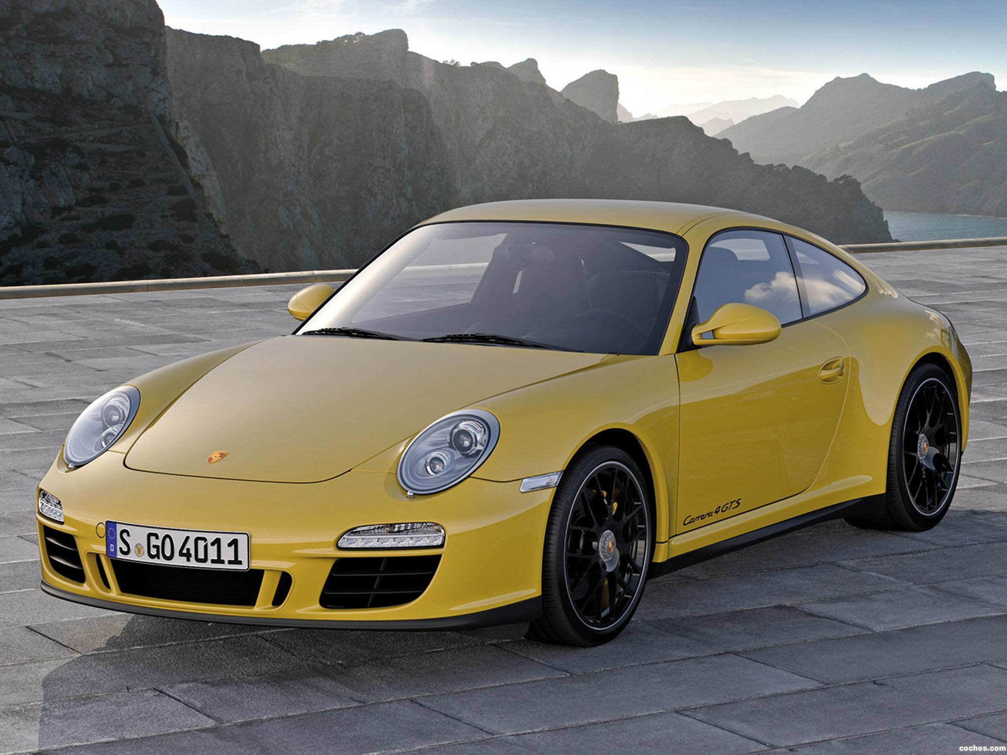 Foto 0 de Porsche 911 Carrera 4 GTS Coupe 997 2011