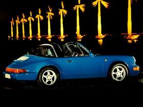 Ver foto 2 de Porsche 911 Carrera 4 Targa 964 1989