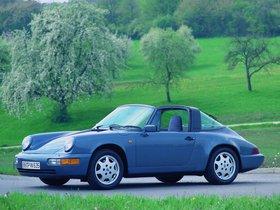 Ver foto 1 de Porsche 911 Carrera 4 Targa 964 1989