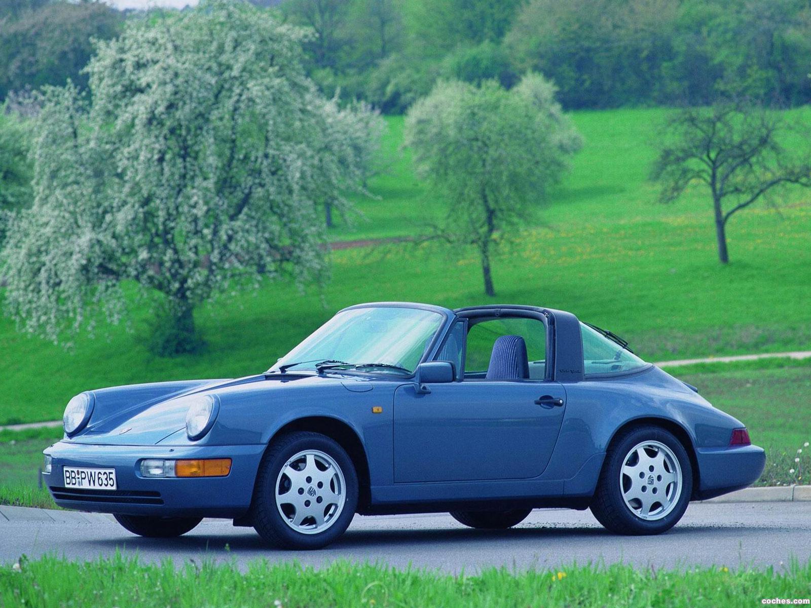 Foto 0 de Porsche 911 Carrera 4 Targa 964 1989