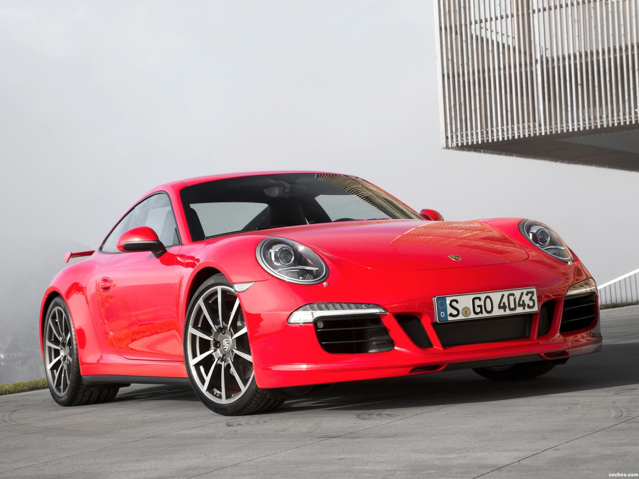 Foto 0 de Porsche 911 Carrera 4S Aerokit Cup 2012