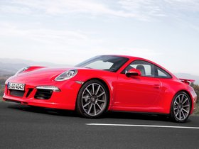 Ver foto 8 de Porsche 911 Carrera 4S Aerokit Cup 2012