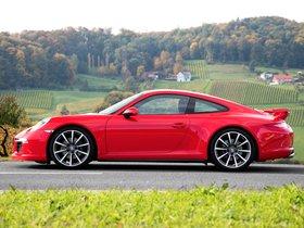 Ver foto 7 de Porsche 911 Carrera 4S Aerokit Cup 2012