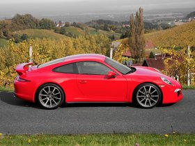 Ver foto 6 de Porsche 911 Carrera 4S Aerokit Cup 2012