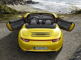 Ver foto 17 de Porsche 911 Carrera 4S Cabriolet 991 2011