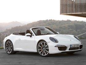 Ver foto 8 de Porsche 911 Carrera 4S Cabriolet 991 2011
