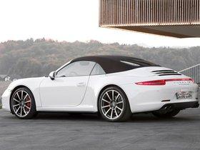 Ver foto 7 de Porsche 911 Carrera 4S Cabriolet 991 2011