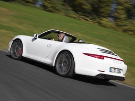 Ver foto 5 de Porsche 911 Carrera 4S Cabriolet 991 2011