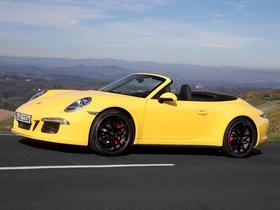 Ver foto 4 de Porsche 911 Carrera 4S Cabriolet 991 2011