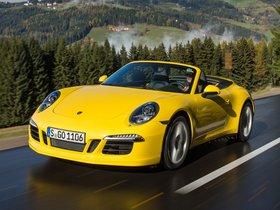 Ver foto 3 de Porsche 911 Carrera 4S Cabriolet 991 2011