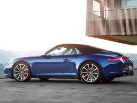 Ver foto 2 de Porsche 911 Carrera 4S Cabriolet 991 2011