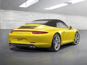 Ver foto 15 de Porsche 911 Carrera 4S Cabriolet 991 2011
