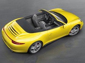 Ver foto 14 de Porsche 911 Carrera 4S Cabriolet 991 2011