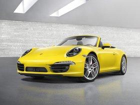 Ver foto 13 de Porsche 911 Carrera 4S Cabriolet 991 2011