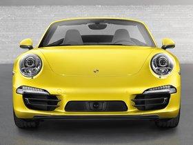 Ver foto 12 de Porsche 911 Carrera 4S Cabriolet 991 2011