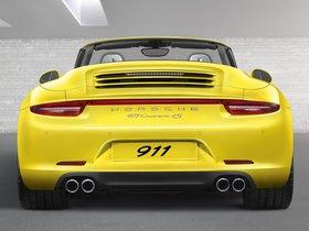 Ver foto 11 de Porsche 911 Carrera 4S Cabriolet 991 2011