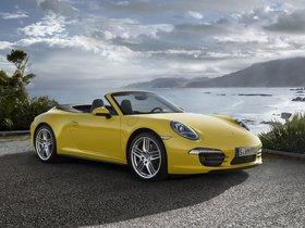 Ver foto 10 de Porsche 911 Carrera 4S Cabriolet 991 2011