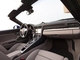 Ver foto 9 de Porsche 911 Carrera 4S Cabriolet 991 2011