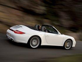 Ver foto 2 de Porsche 911 Carrera 4S Cabriolet 997 2008