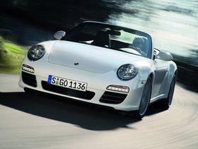 Fotos de Porsche 911 Carrera 4S Cabriolet 997 2008