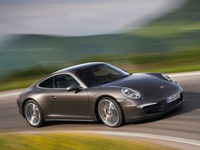 Ver foto 3 de Porsche 911 Carrera 4S Coupe 991 2012