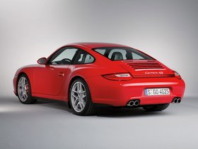 Ver foto 3 de Porsche 911 Carrera 4S Coupe 997 2008