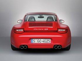 Ver foto 2 de Porsche 911 Carrera 4S Coupe 997 2008