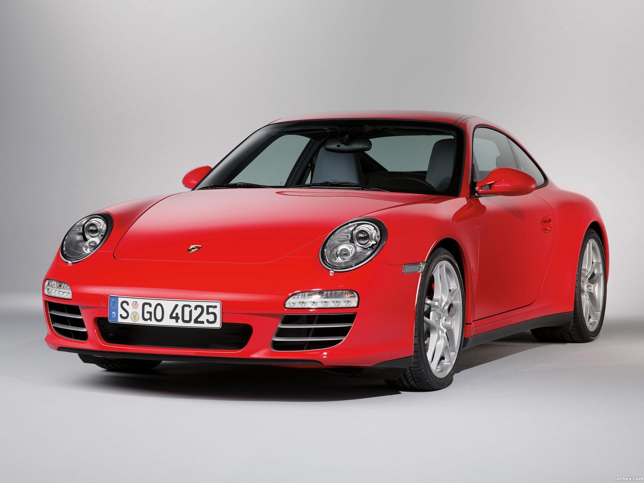 Foto 0 de Porsche 911 Carrera 4S Coupe 997 2008