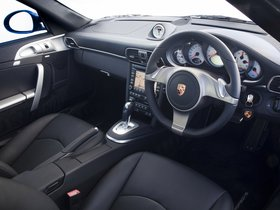 Ver foto 12 de Porsche 911 Carrera 4S Coupe 997 UK 2008