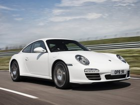 Ver foto 3 de Porsche 911 Carrera 4S Coupe 997 UK 2008