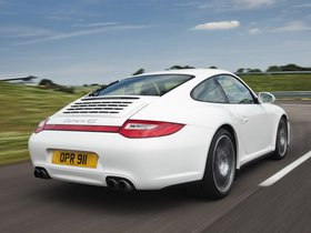 Ver foto 2 de Porsche 911 Carrera 4S Coupe 997 UK 2008