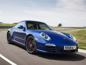 Ver foto 1 de Porsche 911 Carrera 4S Coupe 997 UK 2008