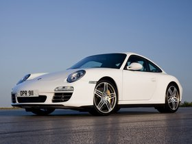 Ver foto 10 de Porsche 911 Carrera 4S Coupe 997 UK 2008