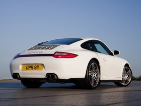 Ver foto 9 de Porsche 911 Carrera 4S Coupe 997 UK 2008