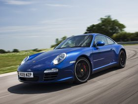 Ver foto 8 de Porsche 911 Carrera 4S Coupe 997 UK 2008