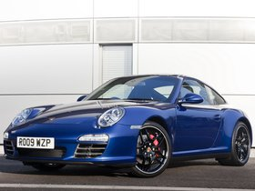 Ver foto 7 de Porsche 911 Carrera 4S Coupe 997 UK 2008
