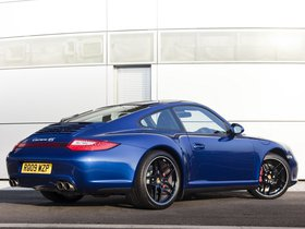 Ver foto 6 de Porsche 911 Carrera 4S Coupe 997 UK 2008