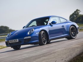 Ver foto 5 de Porsche 911 Carrera 4S Coupe 997 UK 2008
