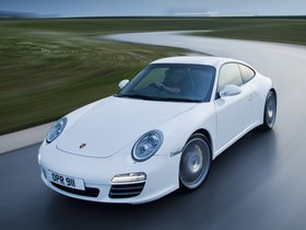 Ver foto 4 de Porsche 911 Carrera 4S Coupe 997 UK 2008
