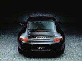 Ver foto 3 de Porsche 911 Carrera 996 1998