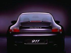 Fotos de Porsche 911 Carrera 996 1998