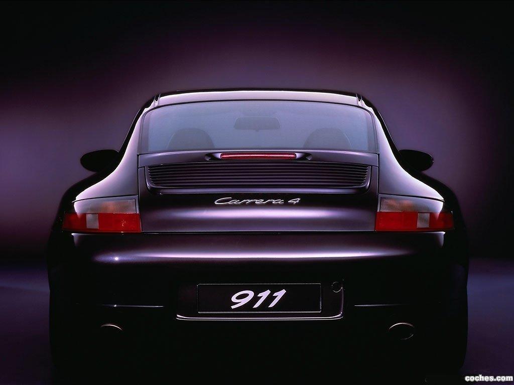 Foto 0 de Porsche 911 Carrera 996 1998