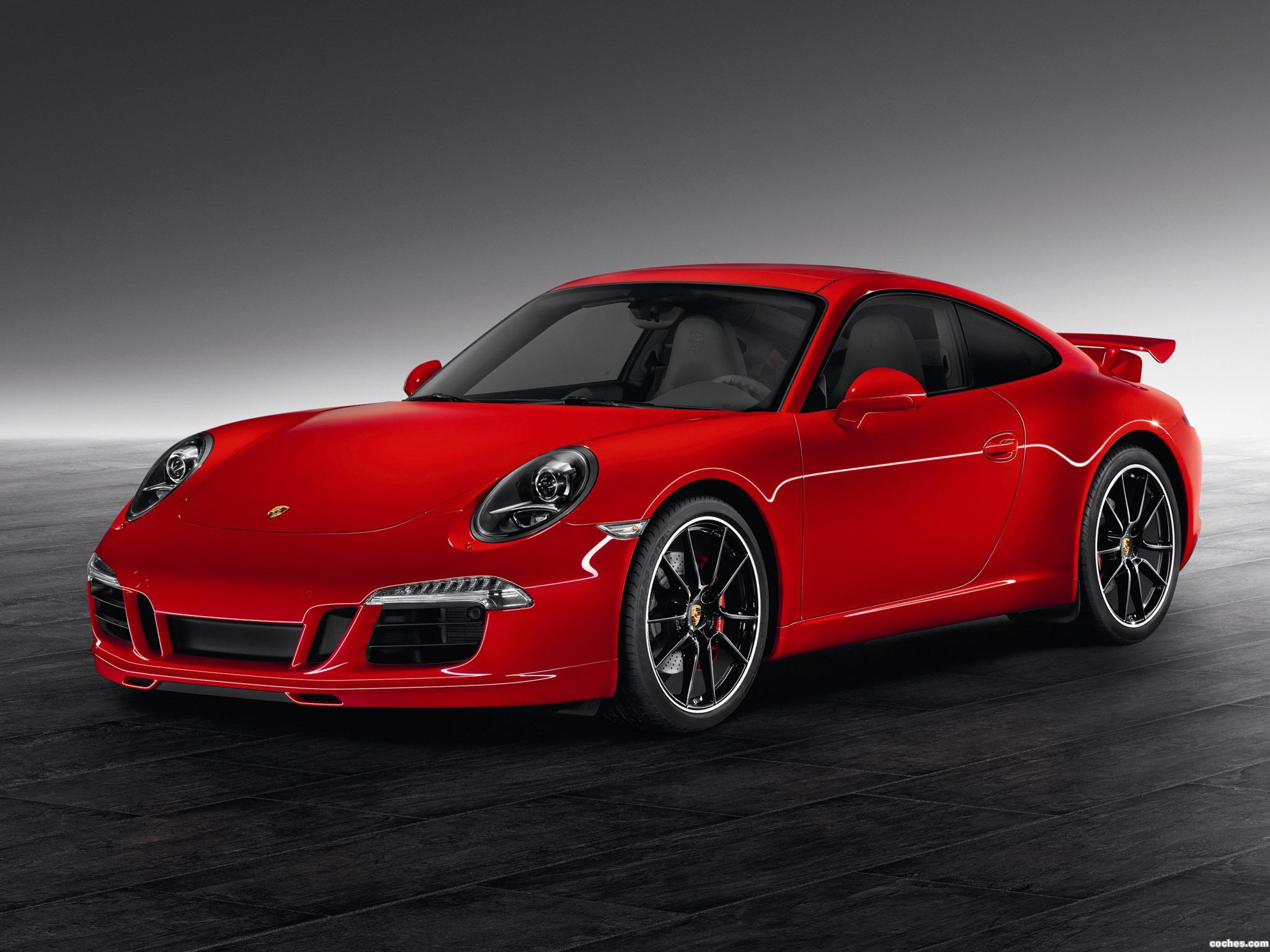 Foto 0 de Porsche 911 Carrera Aerokit Cup 2012
