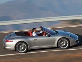 Ver foto 2 de Porsche 911 Carrera Cabriolet  2012