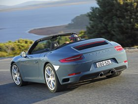 Ver foto 14 de Porsche 911 Carrera Cabriolet 991 Australia 2016