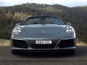 Ver foto 10 de Porsche 911 Carrera Cabriolet 991 Australia 2016