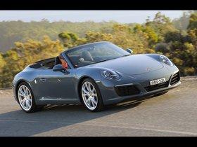 Ver foto 6 de Porsche 911 Carrera Cabriolet 991 Australia 2016